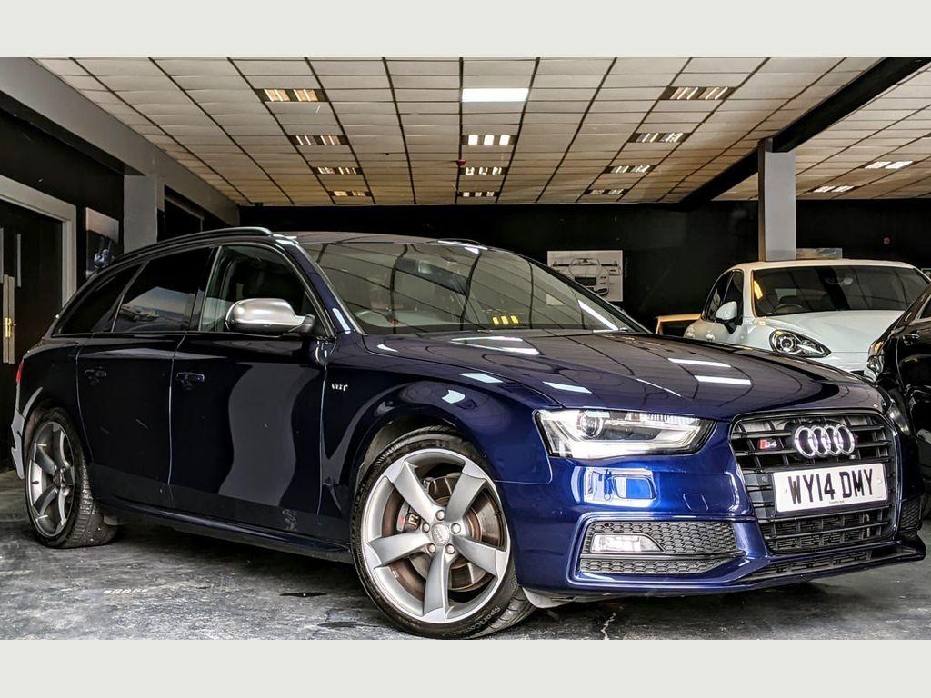Audi S4 Avant Estate 3.0 TFSI V6 Black Edition S Tronic quattro 5dr