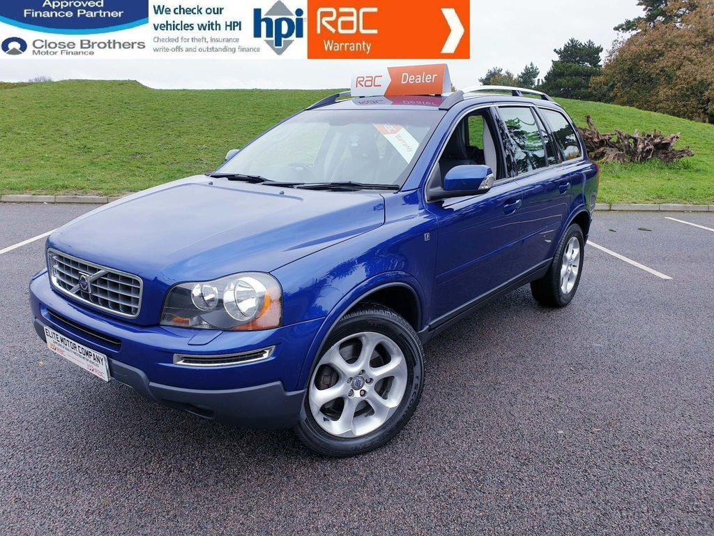 Volvo XC90 SUV 2.4 D5 Ocean Race Geartronic AWD 5dr
