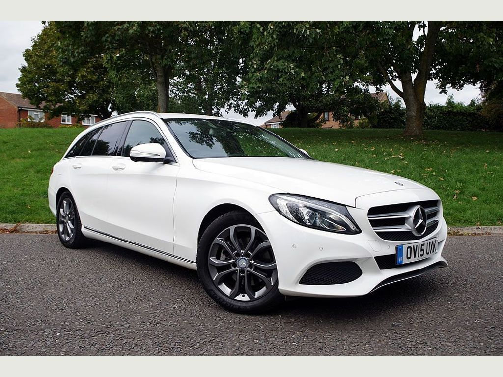 Mercedes-Benz C Class Estate 2.1 C220 CDI BlueTEC Sport (s/s) 5dr