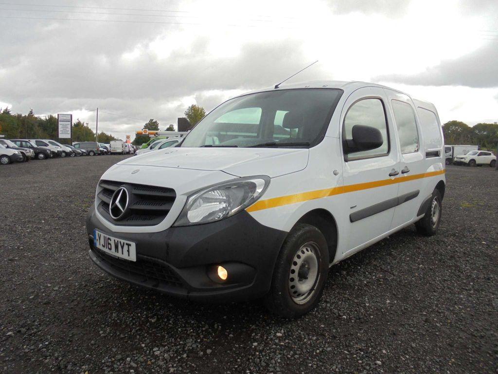 Mercedes-Benz Citan Other 1.5 109 CDi BlueEFFICIENCY Dualiner L3 EU5 (s/s) 6dr (5 Seat)