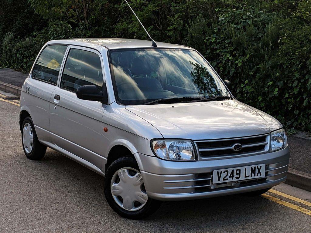 Daihatsu Cuore Hatchback 1.0 3dr