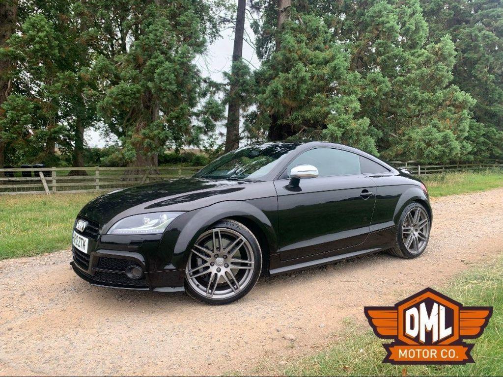 Audi TTS Coupe 2.0 TFSI S Tronic quattro 3dr