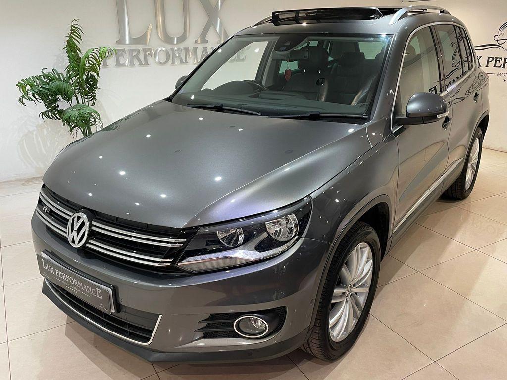 Volkswagen Tiguan SUV 2.0 TDI BlueMotion Tech Match Edition DSG 4WD (s/s) 5dr