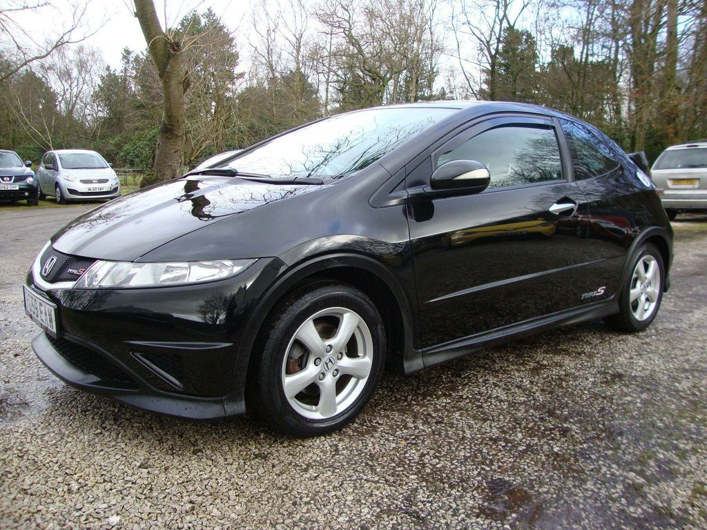 Honda Civic Hatchback 1.4 i-VTEC Type S 3dr