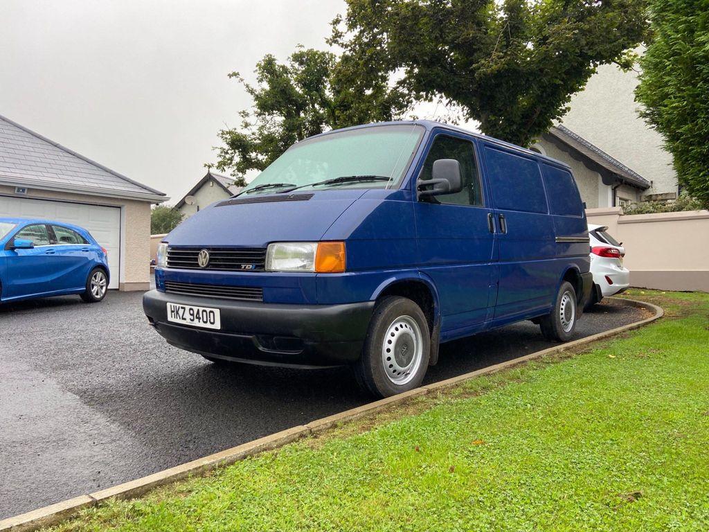 Volkswagen Transporter Panel Van 2.5 TD 1000 Panel Van