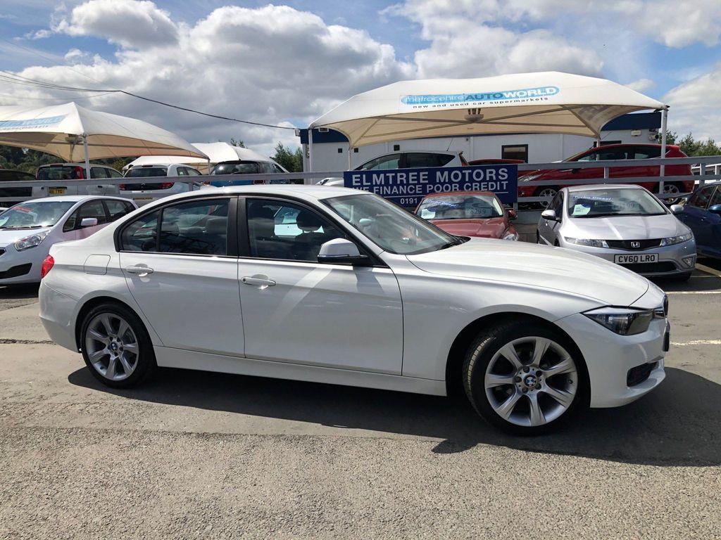 BMW 3 Series Saloon 2.0 320d BluePerformance SE (s/s) 4dr