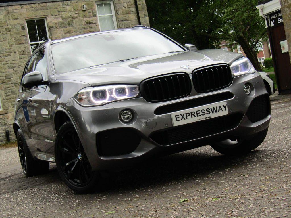 BMW X5 SUV 3.0 30d M Sport Auto xDrive (s/s) 5dr