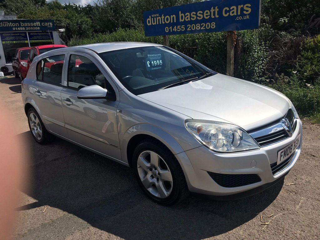 Vauxhall Astra Hatchback 1.6 i 16v Energy 5dr