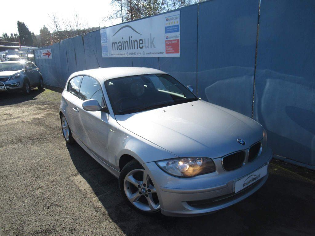 BMW 1 Series Hatchback 2.0 116i Sport 3dr