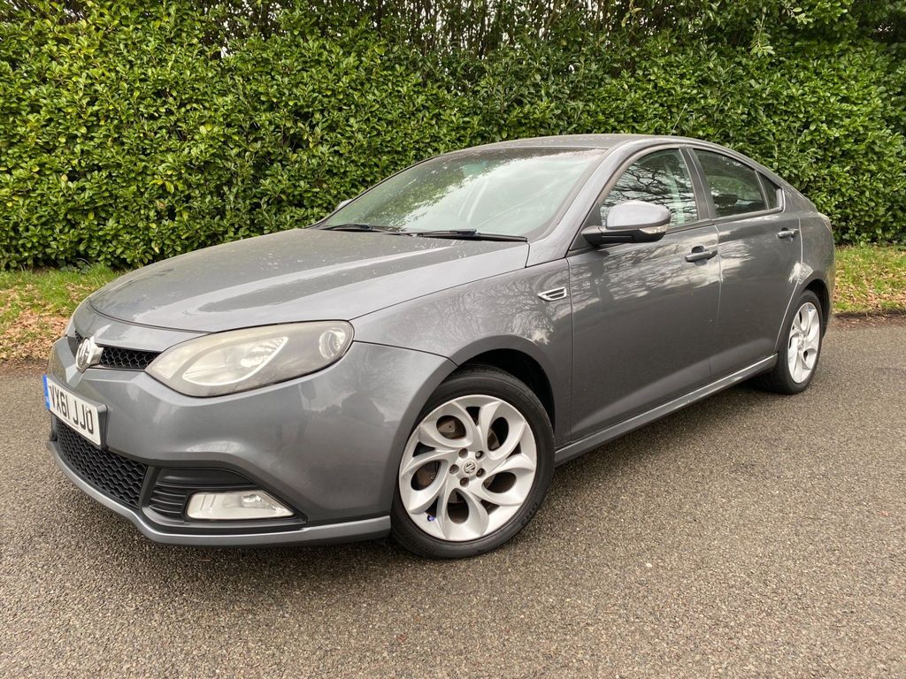 MG MG6 Hatchback 1.8T GT S 5dr
