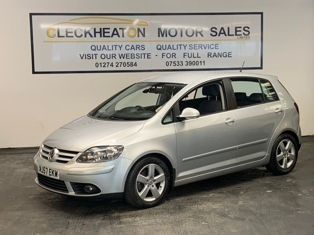 Volkswagen Golf Plus Hatchback 2.0 TDI PD GT DSG 5dr