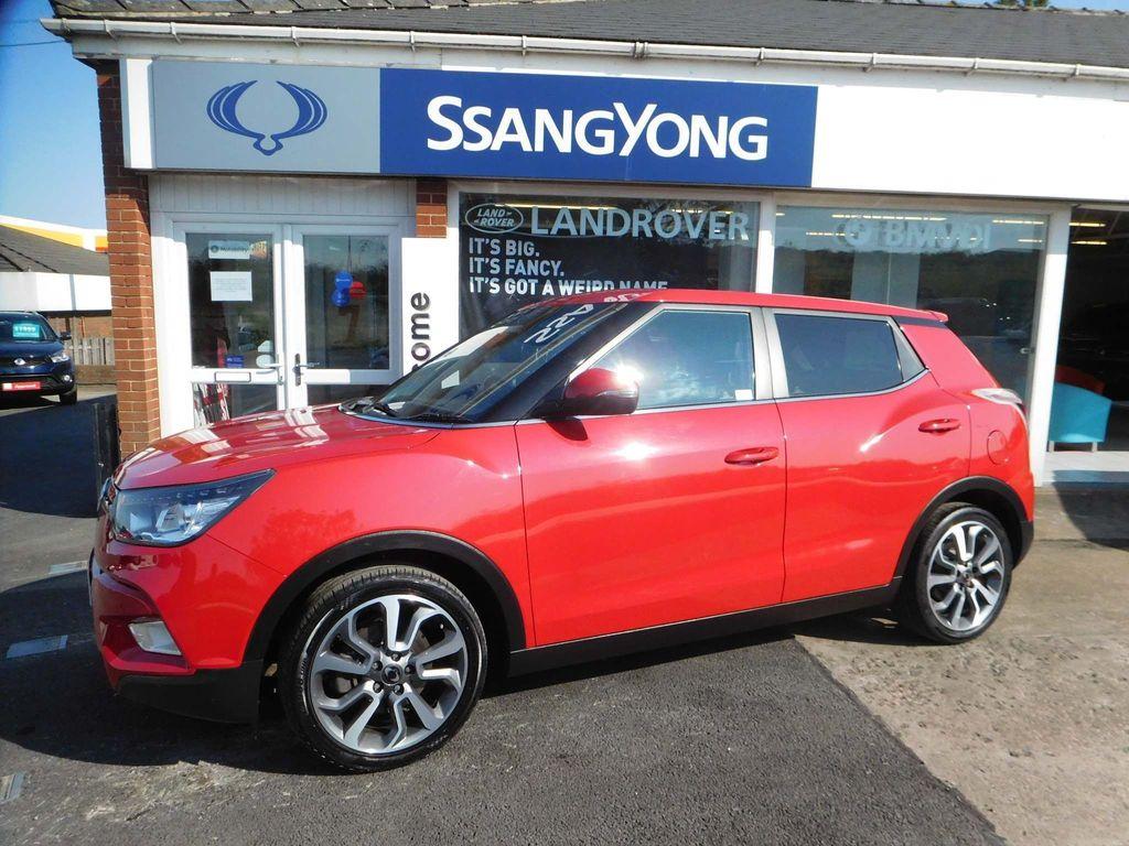 SsangYong Tivoli SUV 1.6 e-XGi ELX (s/s) 5dr