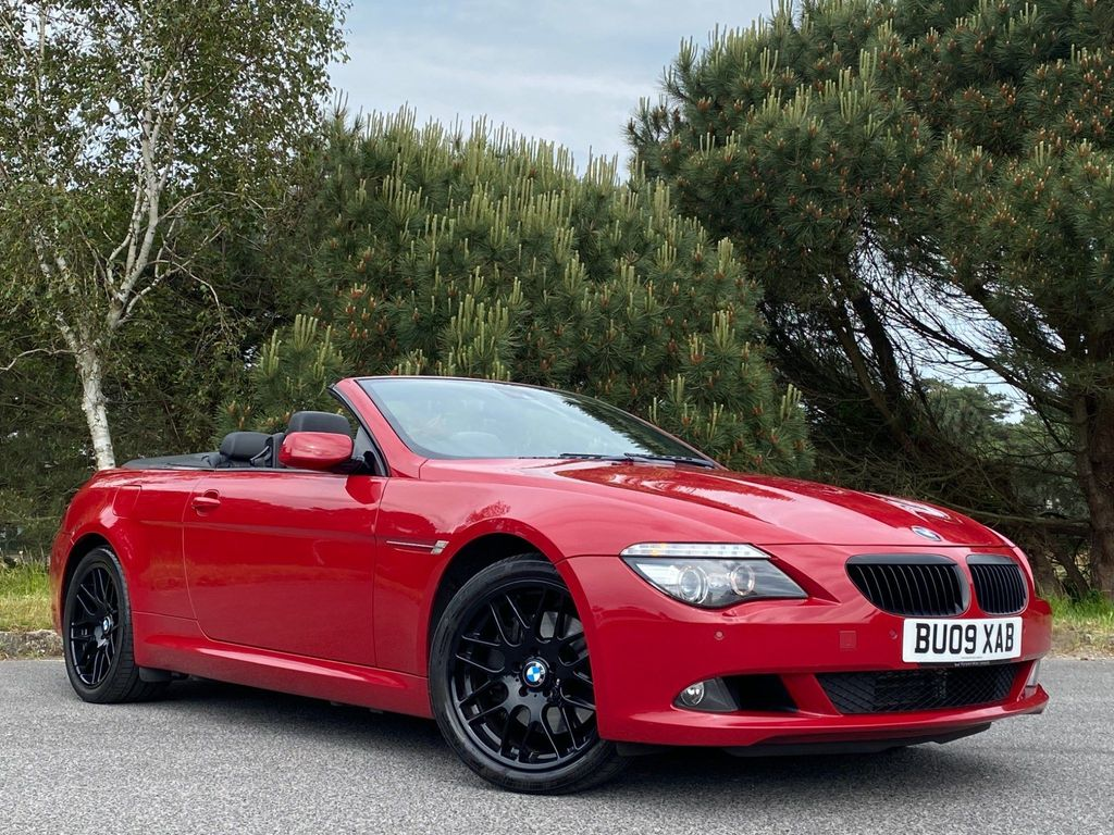 BMW 6 Series Convertible 4.8 650i V8 Edition Sport 2dr