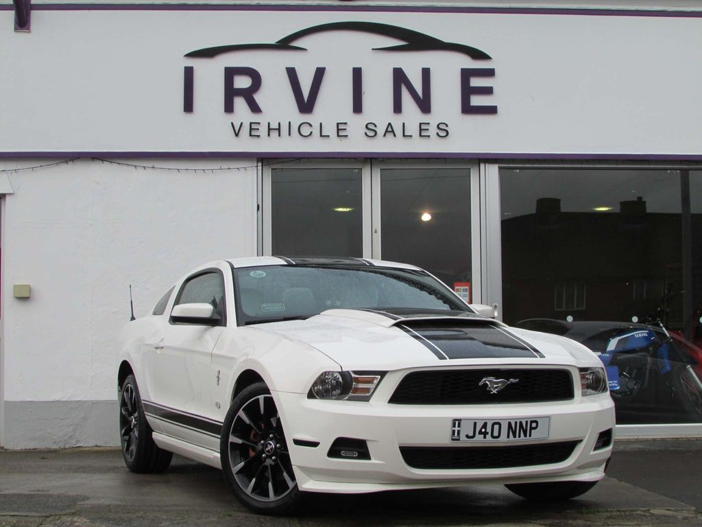 Ford Mustang Coupe 3.7 Fastback V6