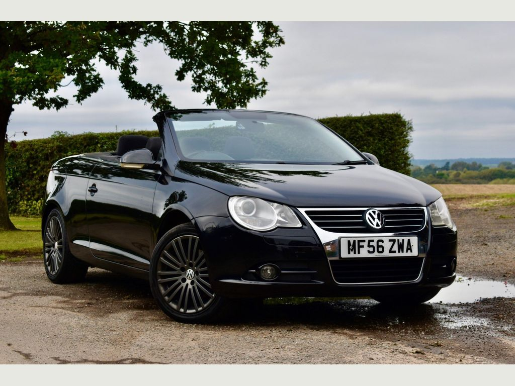 Volkswagen Eos Convertible 2.0 TDI Sport Cabriolet 2dr