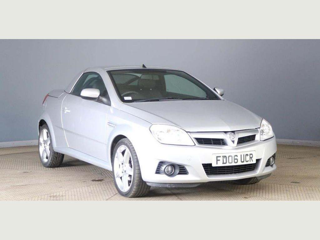 Vauxhall Tigra Convertible 1.4 i 16v Exclusiv 2dr (a/c)