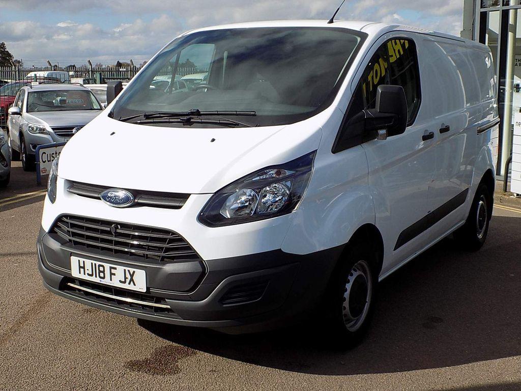Ford Transit Custom Unlisted Panel Van 2018-2019