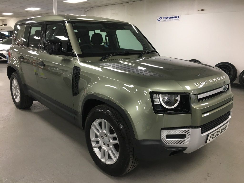 Land Rover Defender 110 SUV 2.0 SD4 Auto 4WD (s/s) 5dr