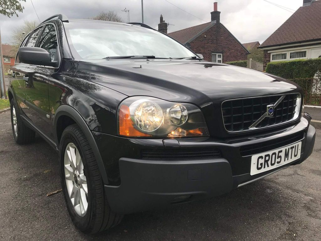 Volvo XC90 SUV 2.4 D5 SE Geartronic 5dr