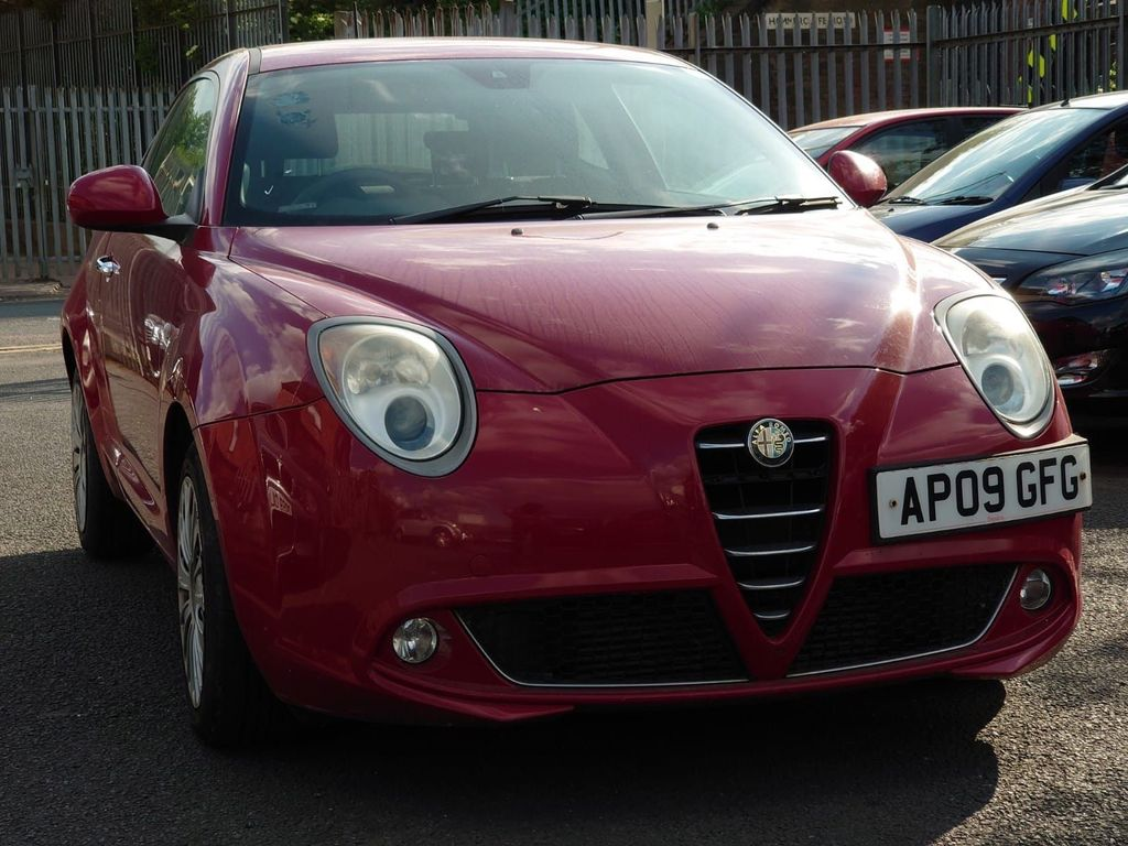Alfa Romeo MiTo Hatchback 1.4 TB Turismo 3dr