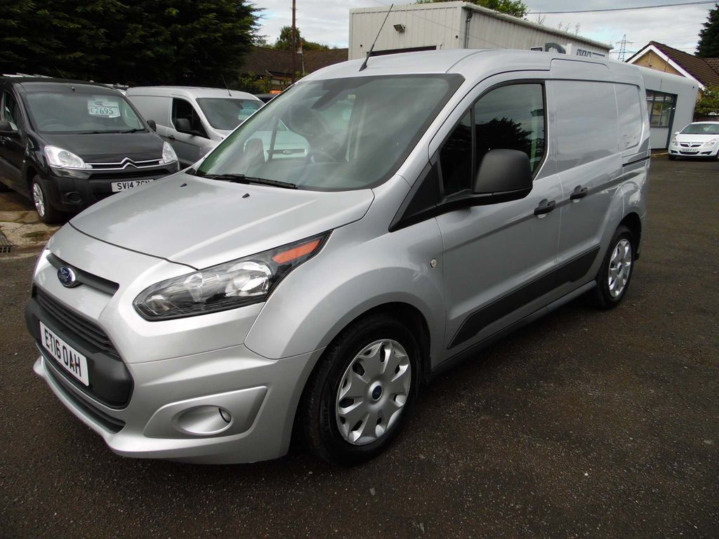 FORD TRANSIT CONNECT Other 1.5 TDCi 220 L1 Trend DCiV 6dr (5 Seat)
