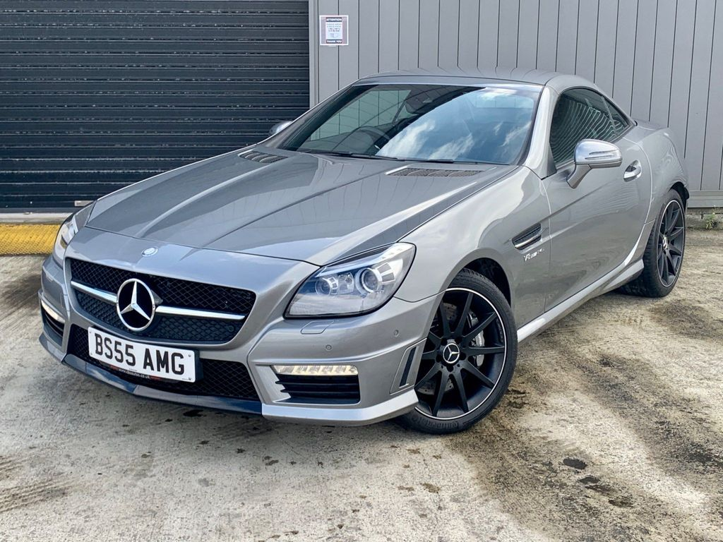 Mercedes-Benz SLK Convertible 5.5 SLK55 AMG Speedshift Plus 7G-Tronic (s/s) 2dr