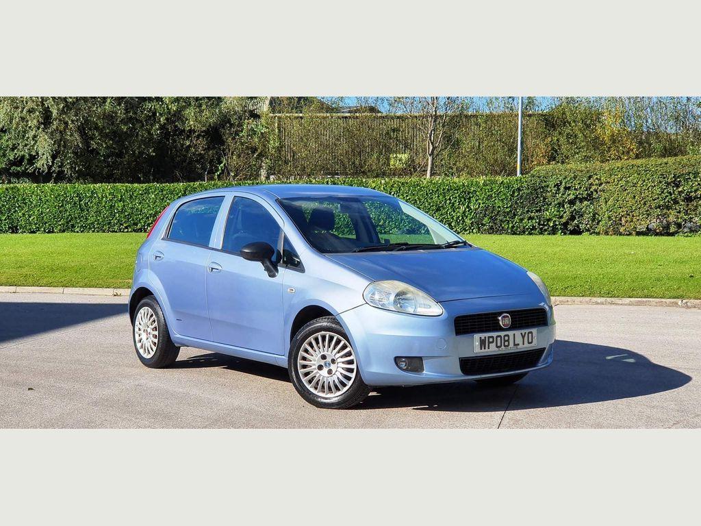 Fiat Grande Punto Hatchback 1.2 Active 5dr