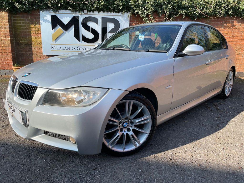 BMW 3 Series Saloon 2.0 318i M Sport 4dr