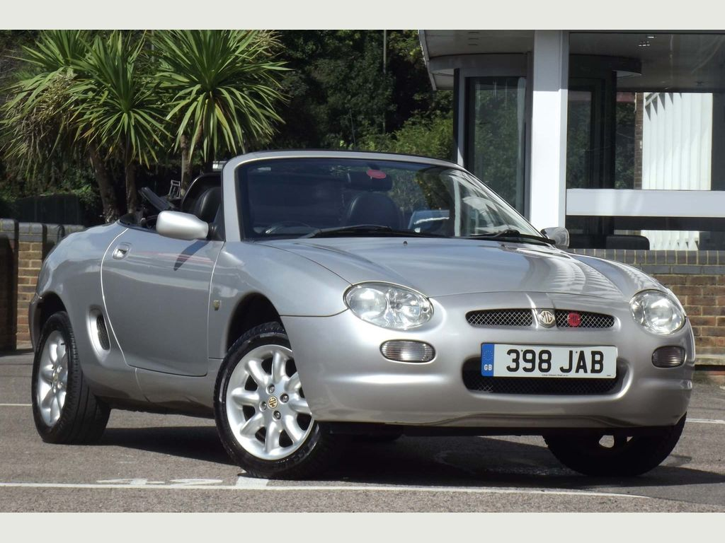 MG MGF Convertible 1.8 i 2dr