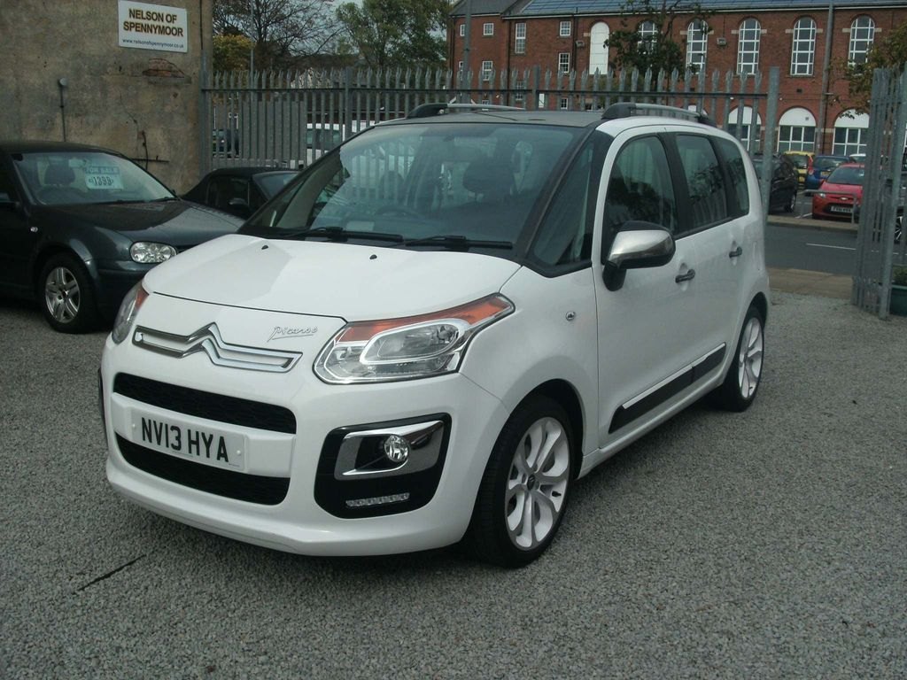 Citroen C3 Picasso MPV 1.4 VTi Selection 5dr