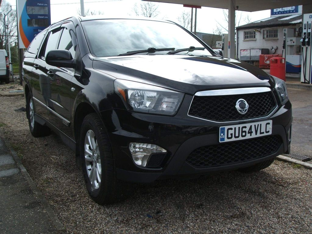 SsangYong Korando Sports Unlisted EX