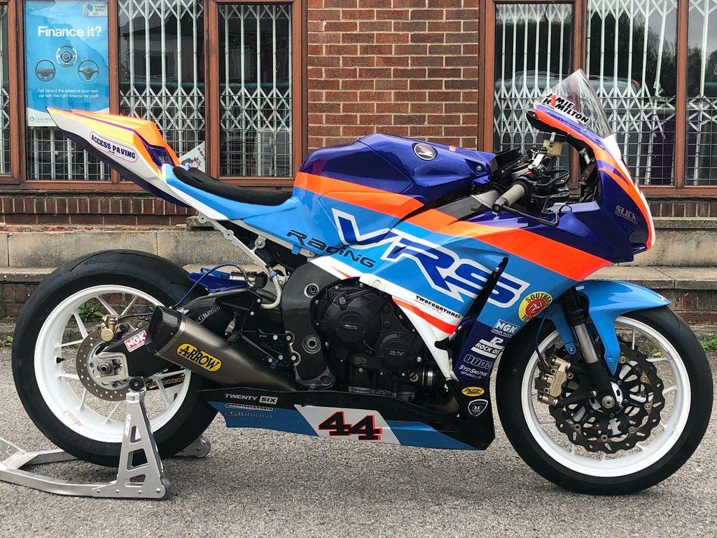 Honda CBR1000RR-R Fireblade Super Sports