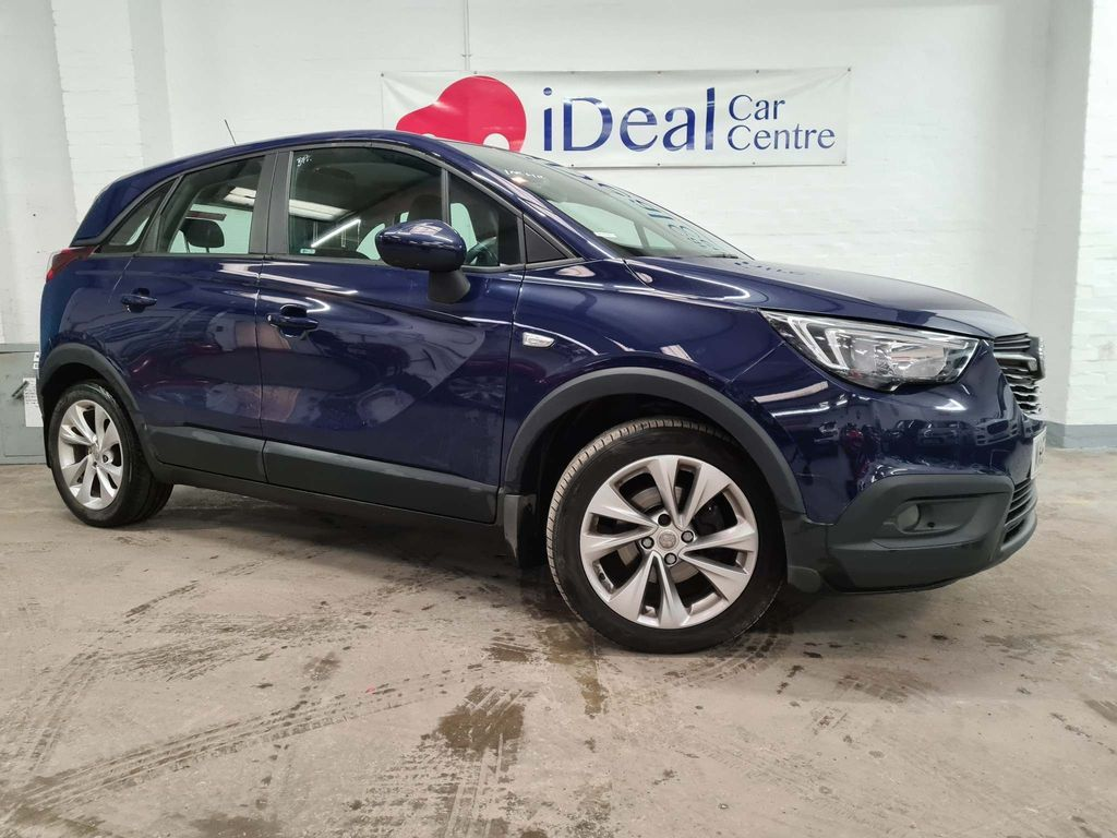 Vauxhall Crossland X SUV 1.2 Turbo ecoTEC SE Nav (s/s) 5dr