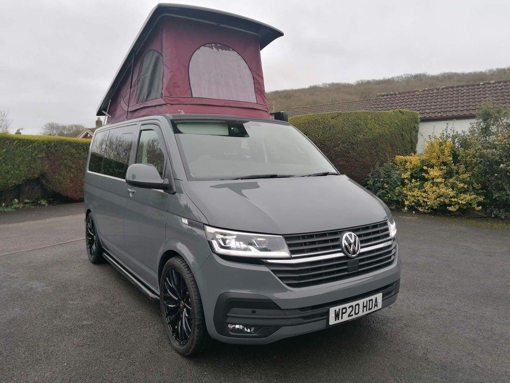 Volkswagen Transporter Campervan 150 HIGHLINE