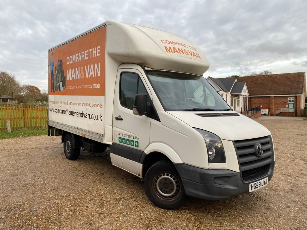 Volkswagen Crafter Chassis Cab 2.5 BlueTDI CR35 Chassis Cab 2dr (MWB)