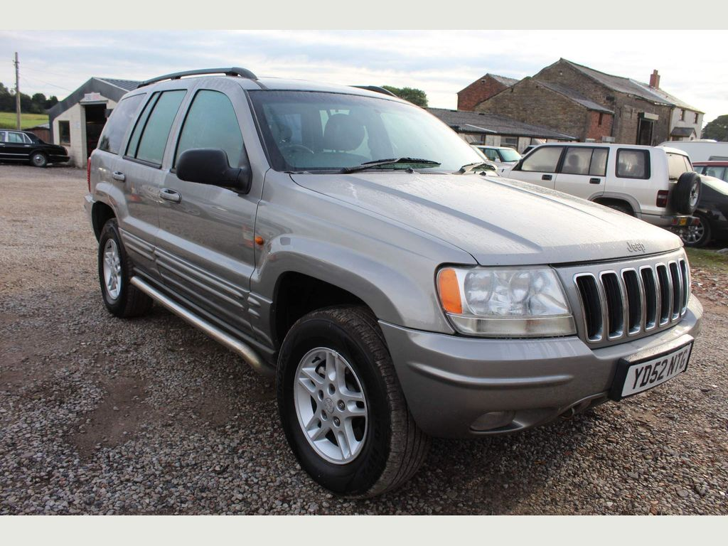 Jeep Grand Cherokee SUV 2.7 CRD Limited 4WD 5dr