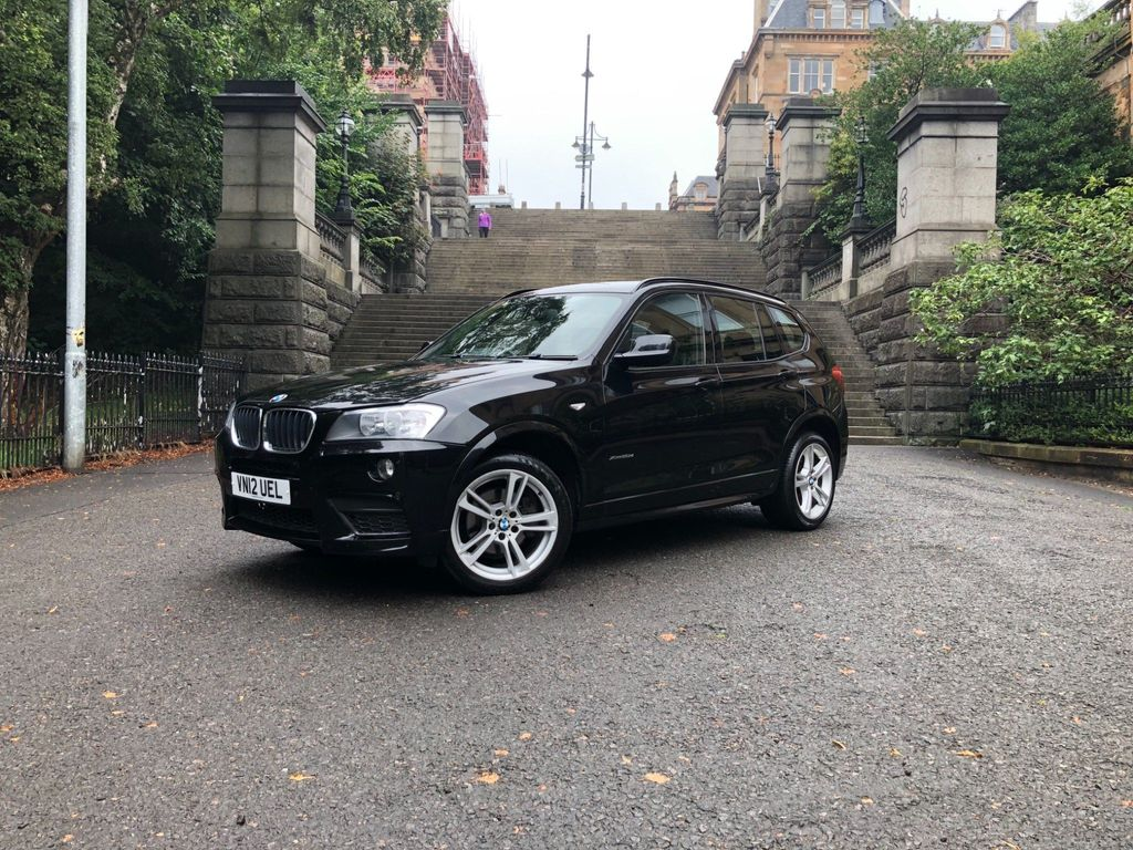 BMW X3 SUV 2.0 20d M Sport Auto xDrive 5dr