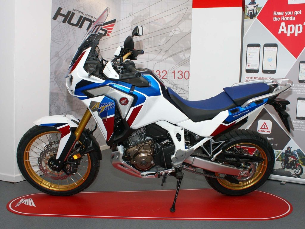 Honda CRF1100L Africa Twin Adventure Adventure Sports ABS Pearl White