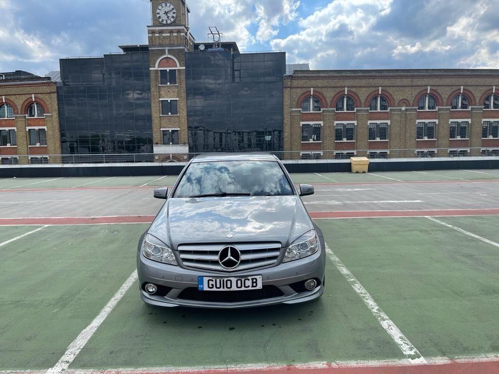 Mercedes-Benz C Class Saloon 2.1 C250 CDI BlueEFFICIENCY Sport 4dr