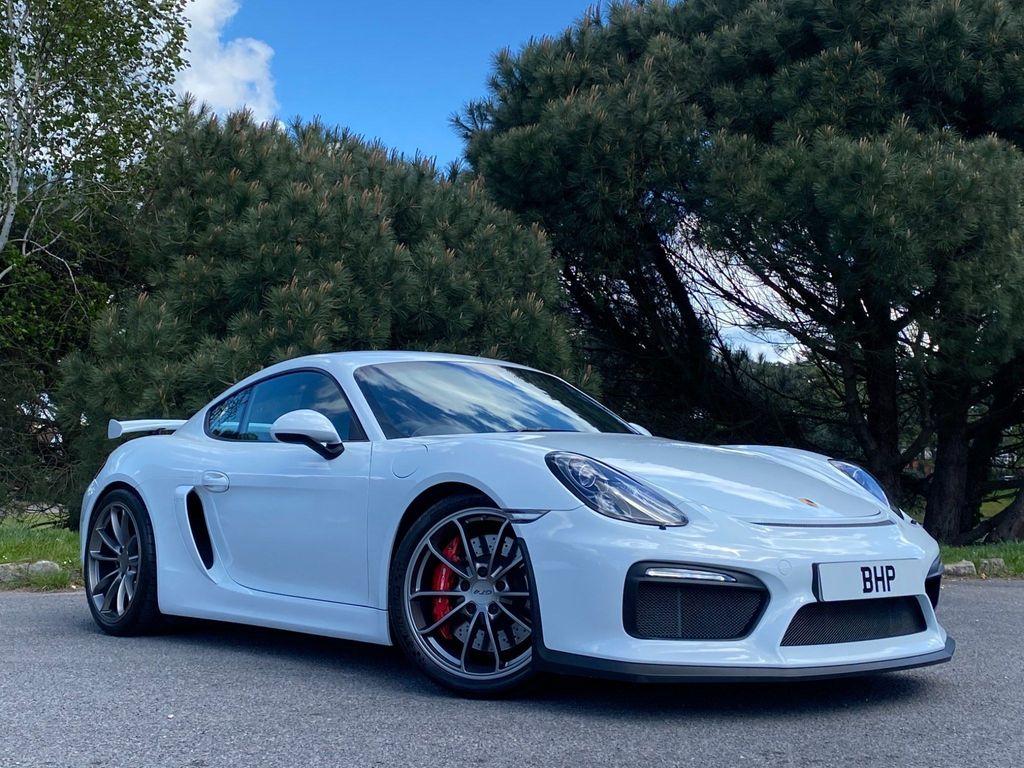 Porsche Cayman Coupe 3.8 981 GT4 (s/s) 2dr