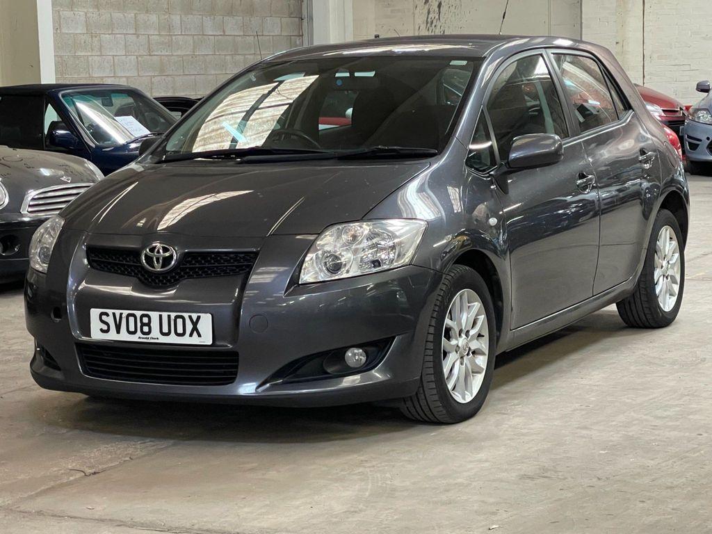 Toyota Auris Hatchback 1.6 VVT-i T3 5dr