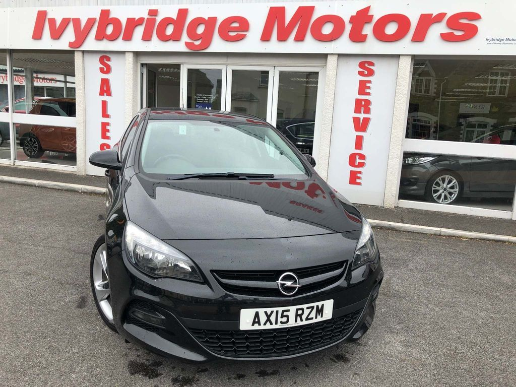 Vauxhall Astra Hatchback 1.4i Turbo Limited Edition 5dr