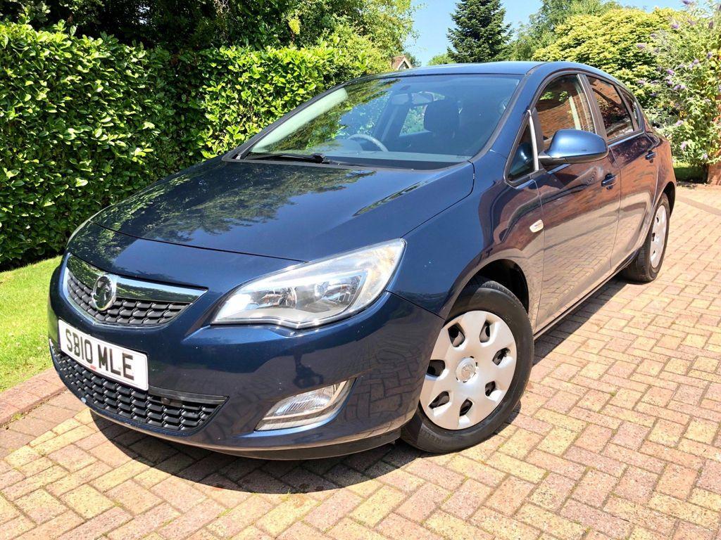 Vauxhall Astra Hatchback 1.7 CDTi Exclusiv 5dr