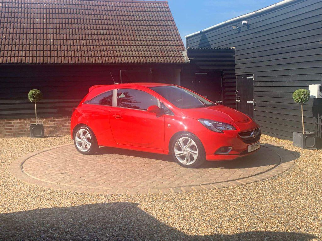 Vauxhall Corsa Hatchback 1.3 CDTi ecoFLEX SRi VX Line (s/s) 3dr