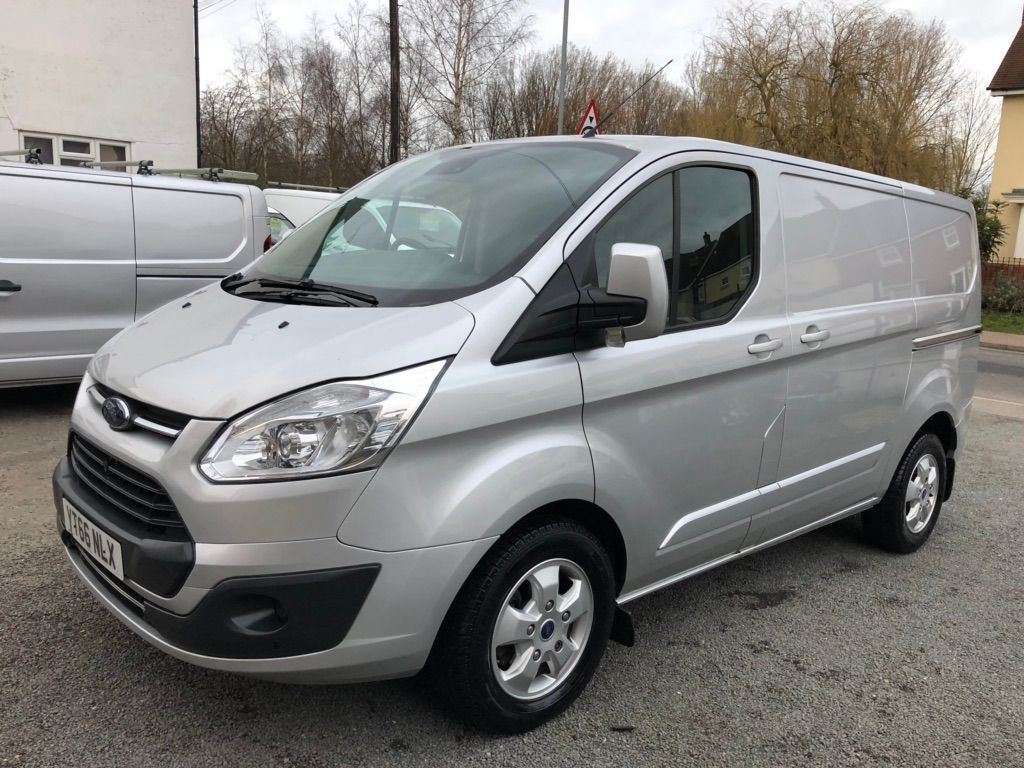 Ford Transit Custom Panel Van 2.0 TDCi 310 Limited L1 H1 5dr