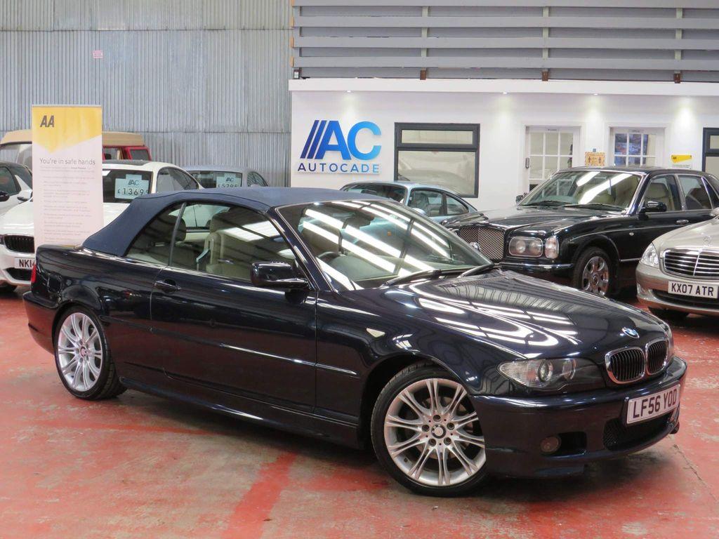 BMW 3 Series Convertible 2.2 320Ci 320 M Sport Auto 2dr