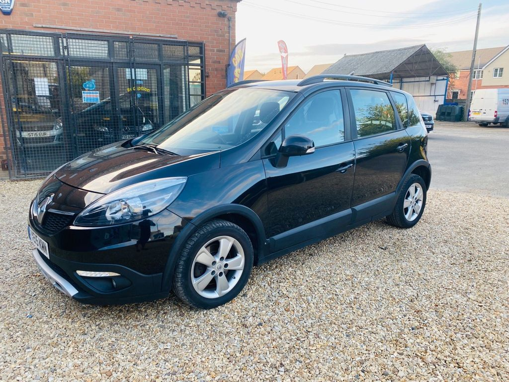 Renault Scenic Xmod MPV 1.6 dCi Dynamique TomTom (s/s) 5dr