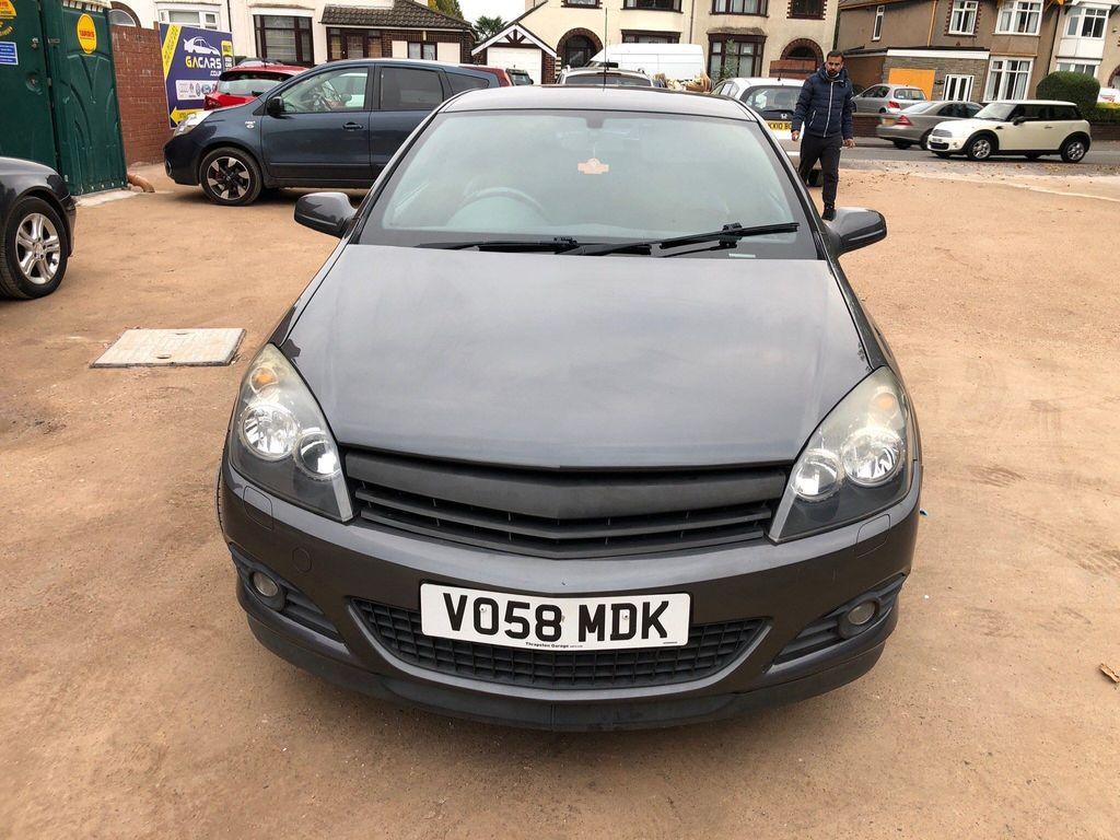 Vauxhall Astra Estate 1.8 i 16v SRi 5dr