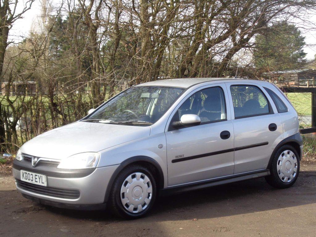 Vauxhall Corsa Hatchback 1.4 i 16v Elegance 5dr (a/c)