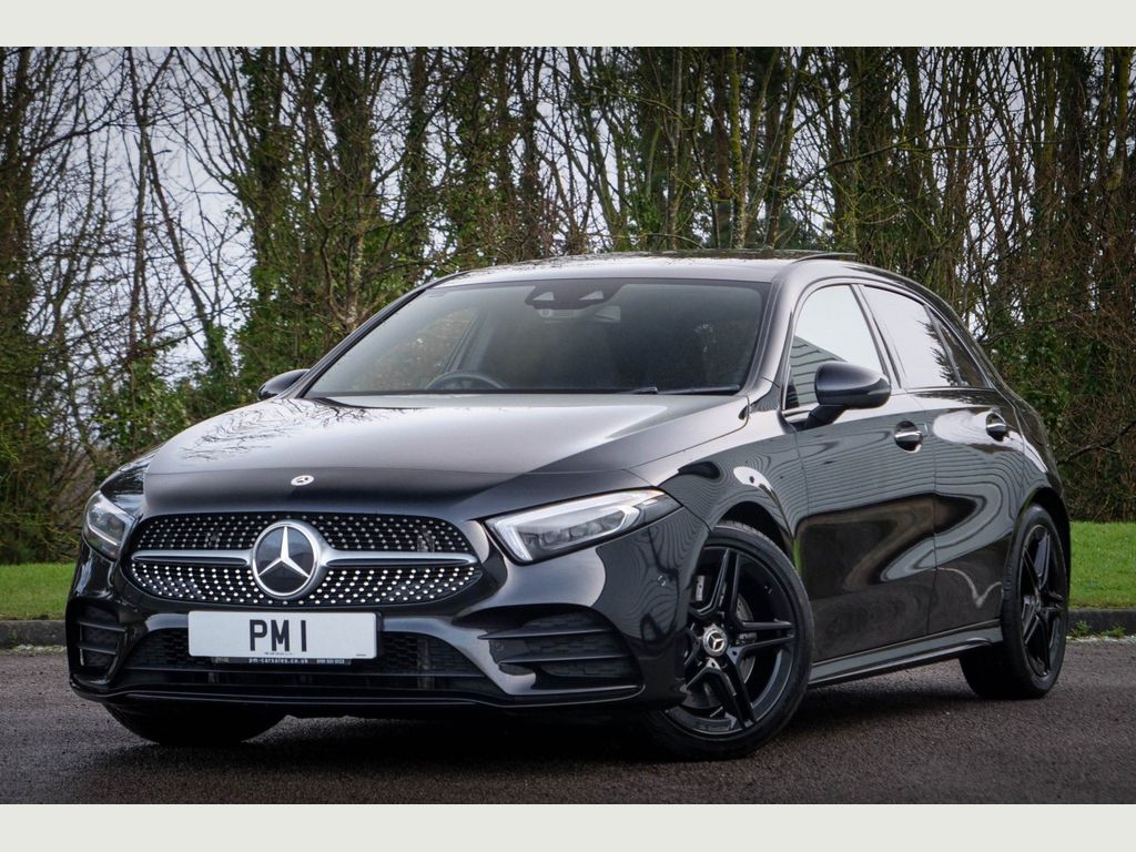 Mercedes-Benz A Class Hatchback 2.0 A250 AMG Line (Premium Plus) 7G-DCT (s/s) 5dr